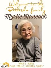 Auntie Myrt