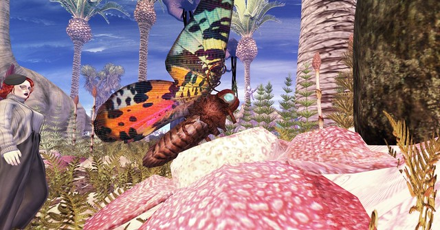 Invasion of The Giant Insects