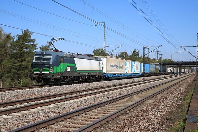 Ecco Rail 193 244-1 EKOL Zug, Neudorf