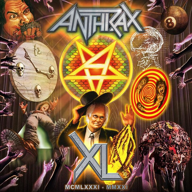 Anthrax Announce 40th Anniversary Celebrations