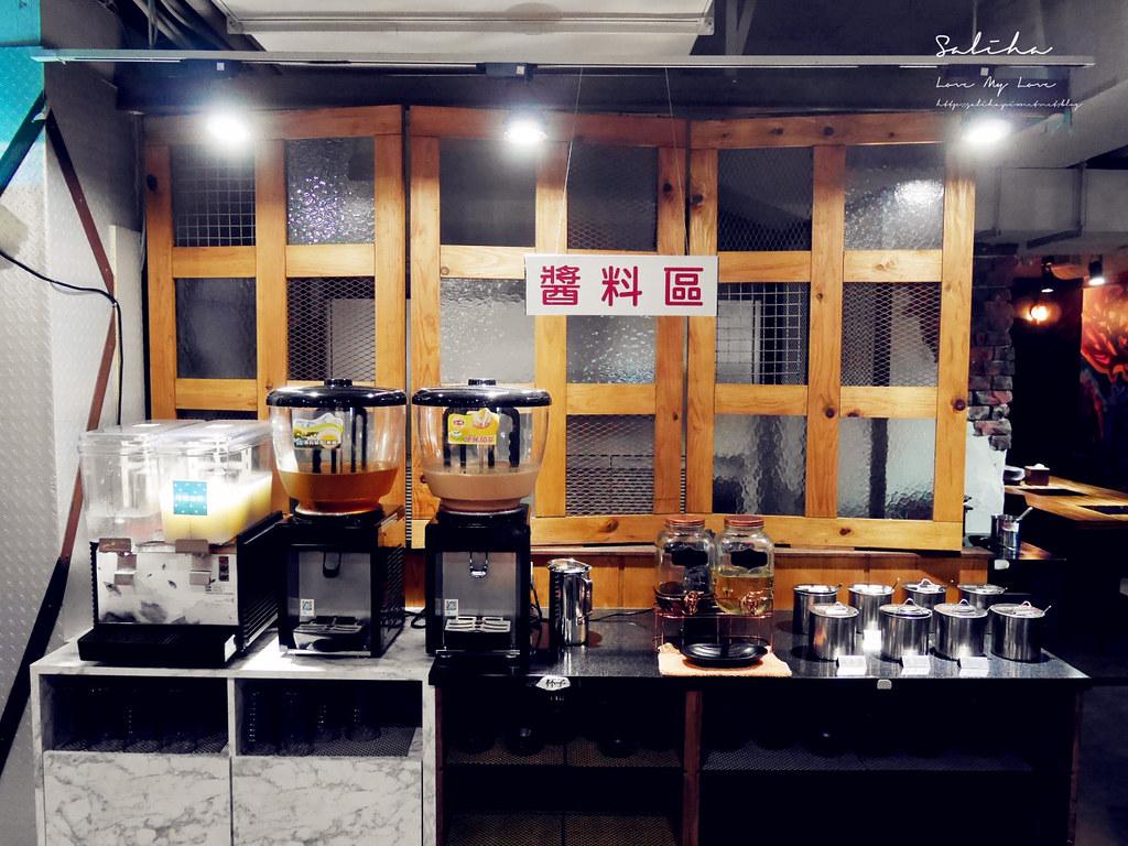 台北西門站不限時餐廳推薦和蒝鍋物 好吃火鍋適合約會聚餐餐廳 (2)