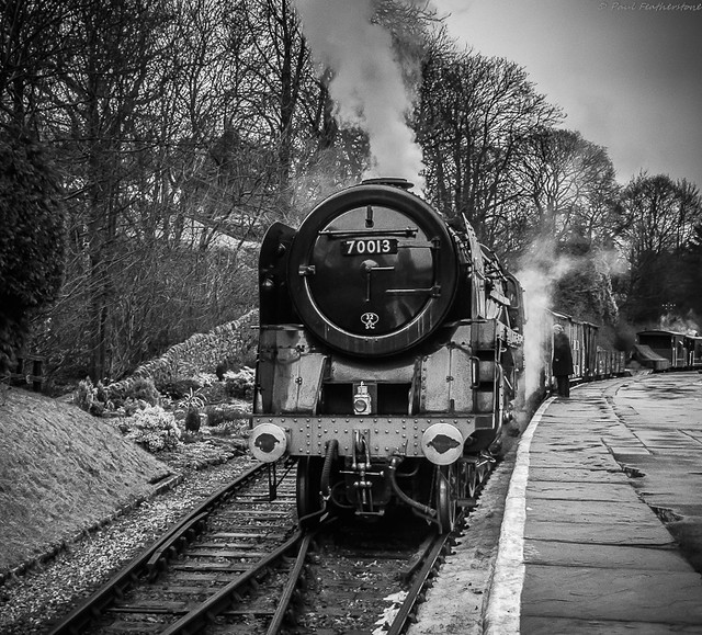 No.70013 In B/W