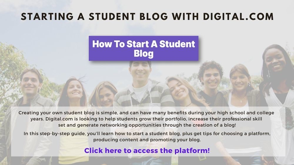 Student Council Blog Banner