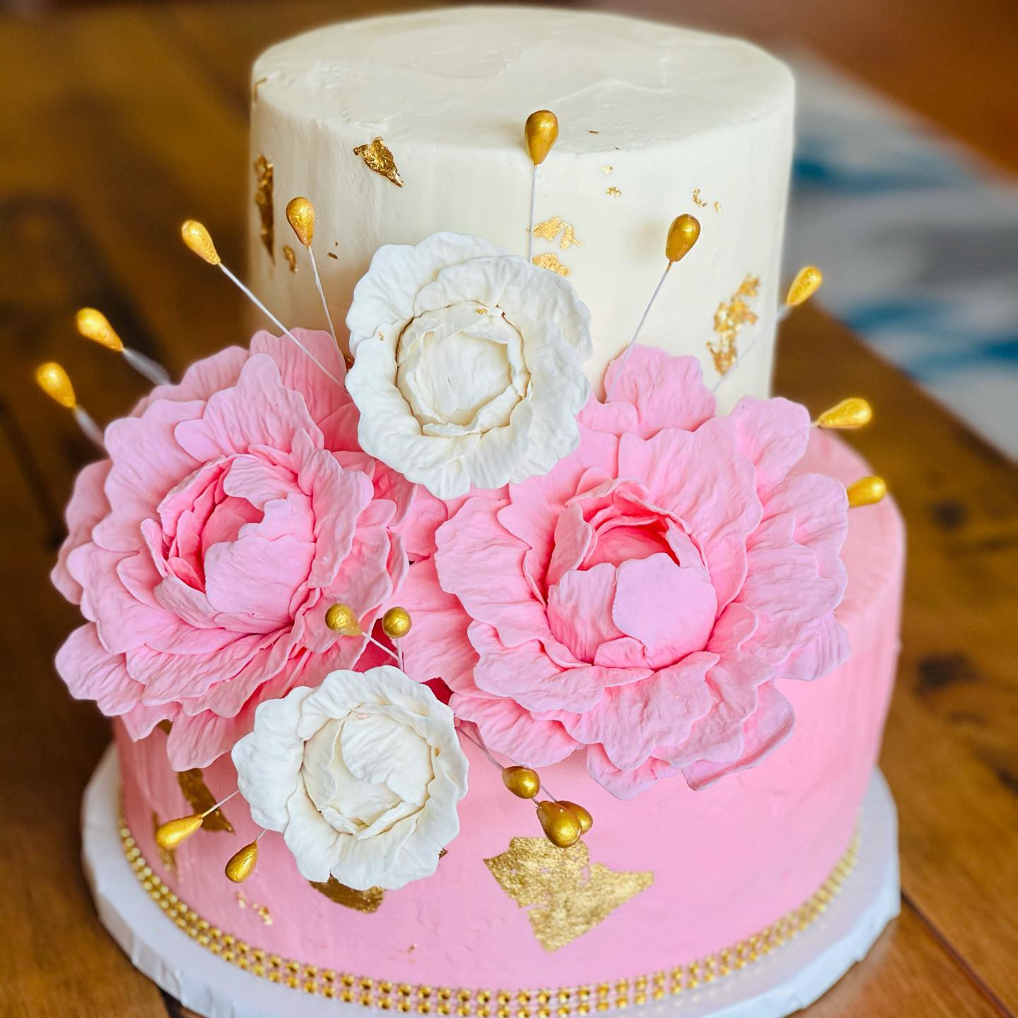 Cake by In the Mix Bakery