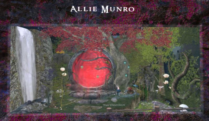 FF2021 - Worldlings - Allie Munro