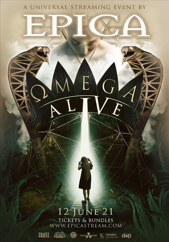 Epica Announce 'Ωmega Alive' Streaming Event