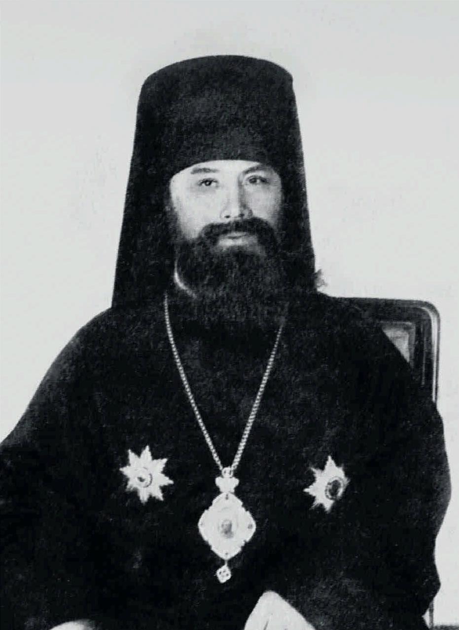 1913. Иннокентий, Архиепископ Карталинский и Кахетинский, Экзарх Грузии