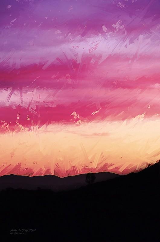 """""""Seek the Lord"""" - digital painting"""