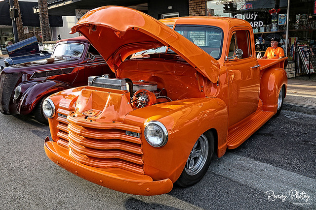1950's Chevrolet Pickup