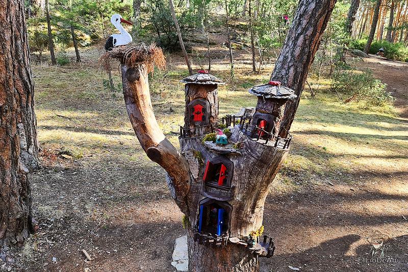 El Bosque Mágico de la Fuente del Pino (19)