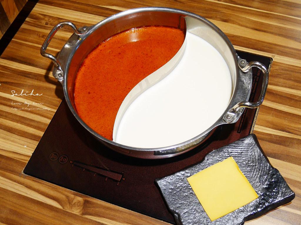台北西門町聚餐推薦好吃火鍋餐廳和蒝鍋物萬華區餐廳 (2)
