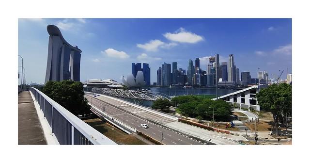 Bridges at Marina Bay