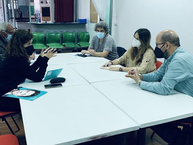 Reunión RTVA - Más País Andalucía