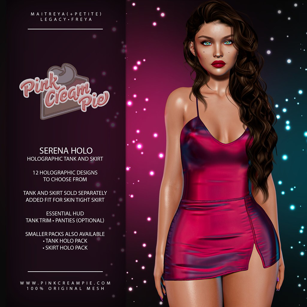 Serena Holo Outfit @ The Saturday Sale 5/1