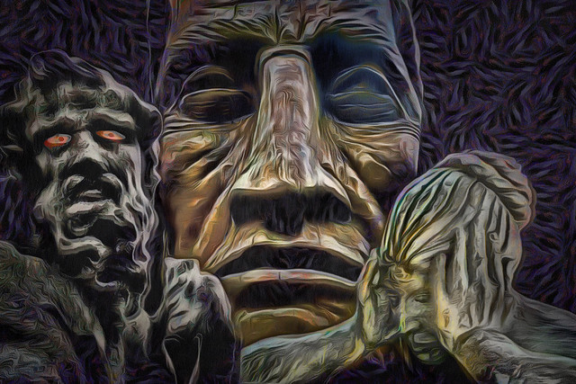 Three Lost Souls