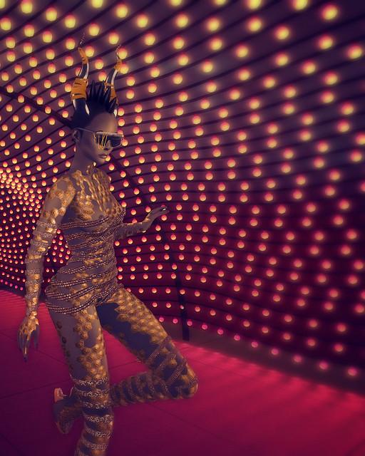 Helena Stringer - SL Syndicate - Prime Punk - Cyber Fashionista