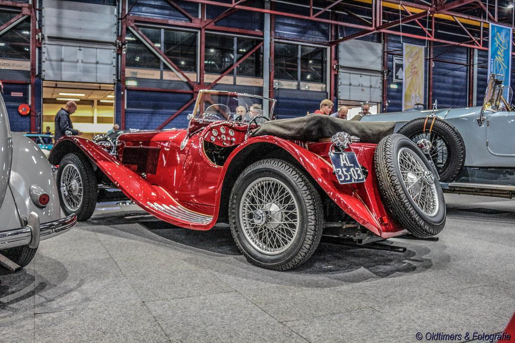 1936 Jaguar SS100 - AL-35-03