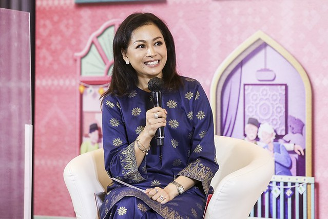 Azlin Reza Azmi, Naib Presiden Bahagian Perniagaan Melayu Astro