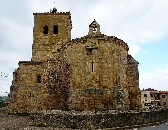 Iglesia burgalesa de Palacios de Benaver