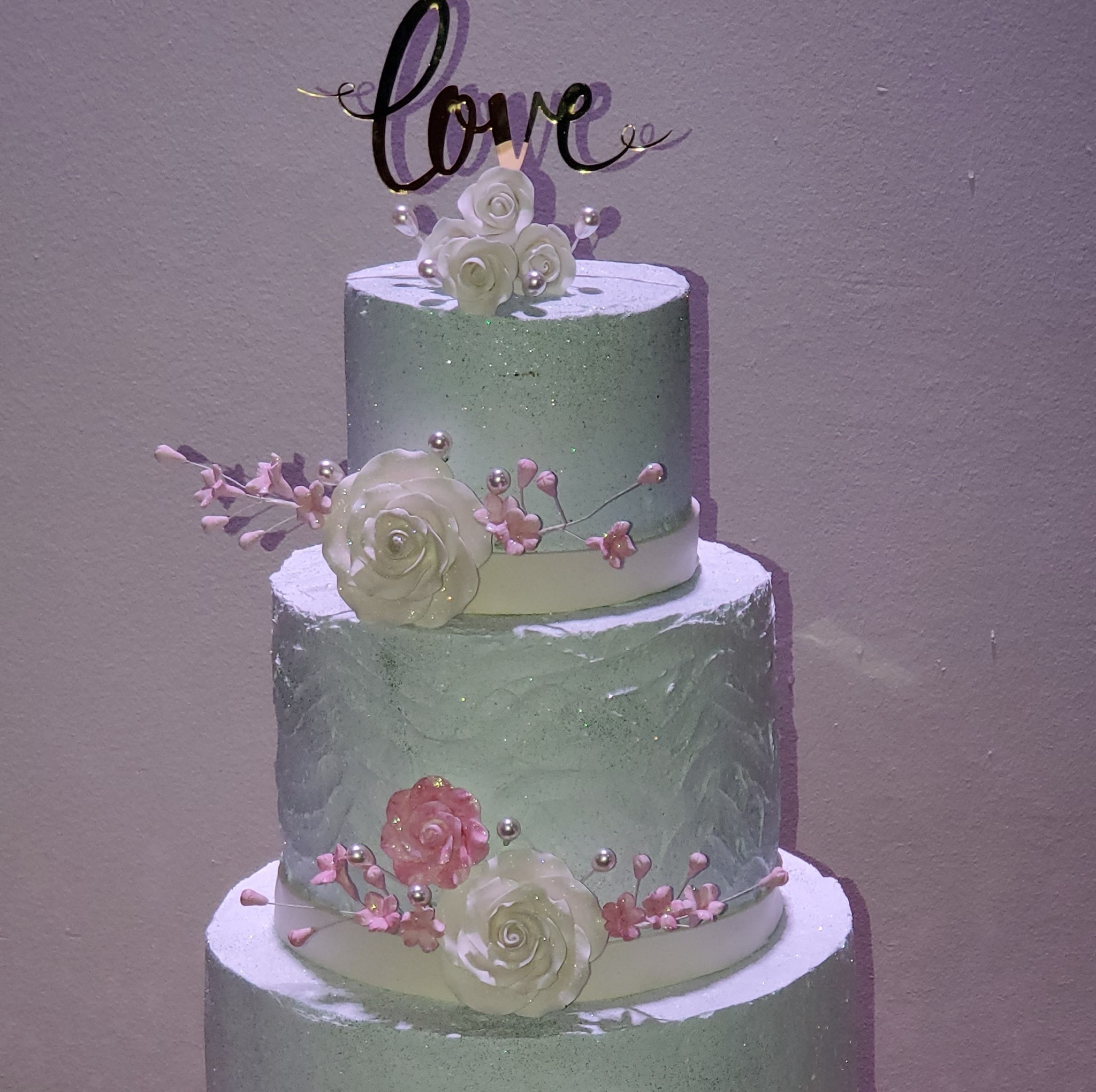 Cake by Sweet Divine Baking