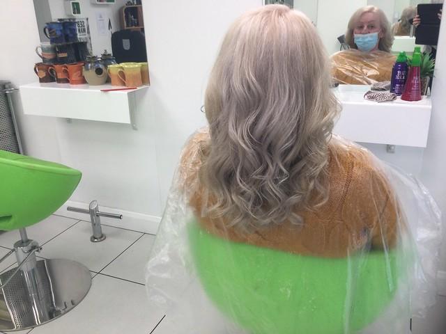 Foils back to Blonde