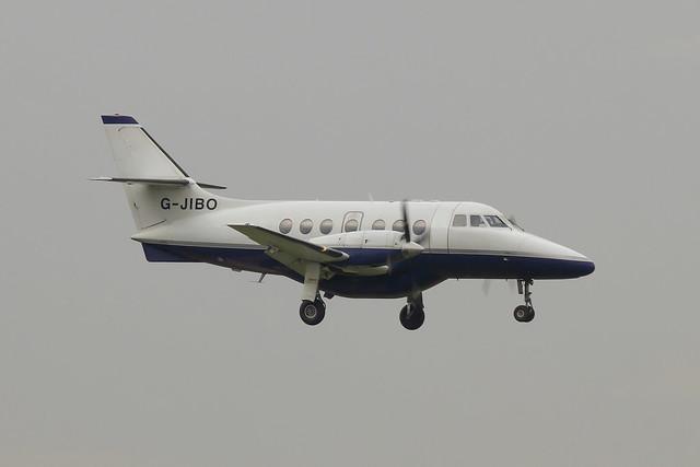 Links Air BAe Jetstream 31-3101 G-JIBO