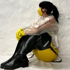 Fetisch friesennerz Friesennerz raincoat