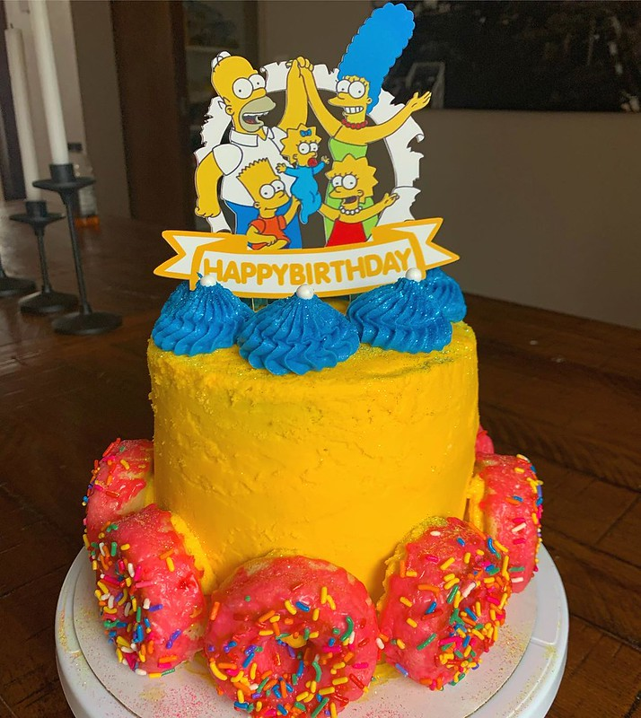 Cake by Sweet Sunflour Bakery
