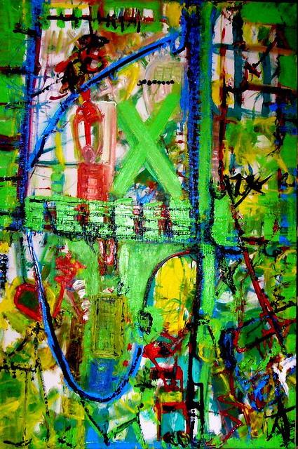 ציירת עכשווית מודרנית שרה זלוטי היוצרת הישראלית האמנית העכשווית הציירת המודרנית