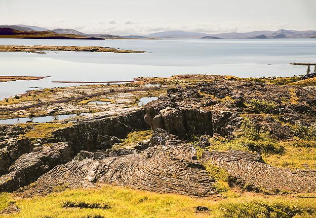 View of Þingvallavatn