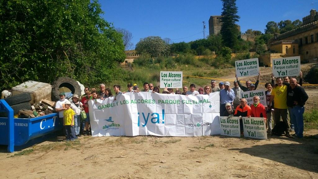 Arahal Medioambiental Grupo Alwadi-ira Ecologistas en Acción