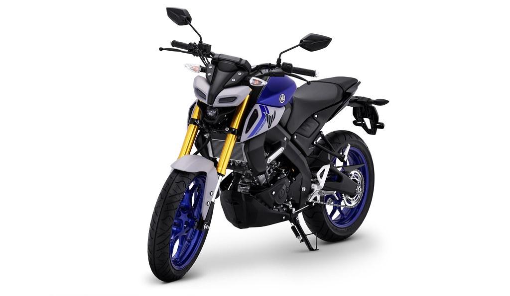 New Colour Yamaha MT-15
