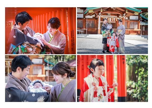 名古屋市のオススメ神社、川原神社へお宮参り 2021年春