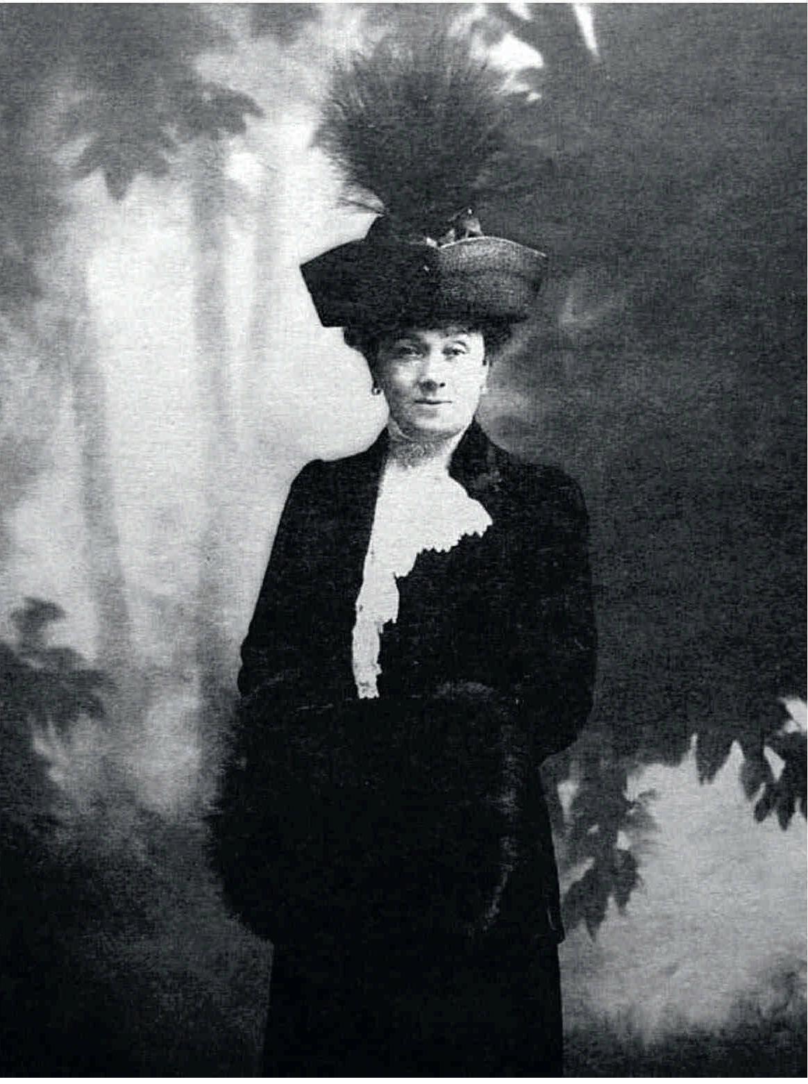 1900-е. Графиня Матильда Витте