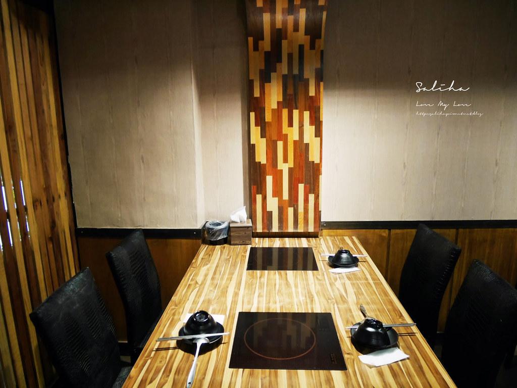 台北西門站不限時餐廳推薦和蒝鍋物 好吃火鍋適合約會聚餐餐廳 (3)