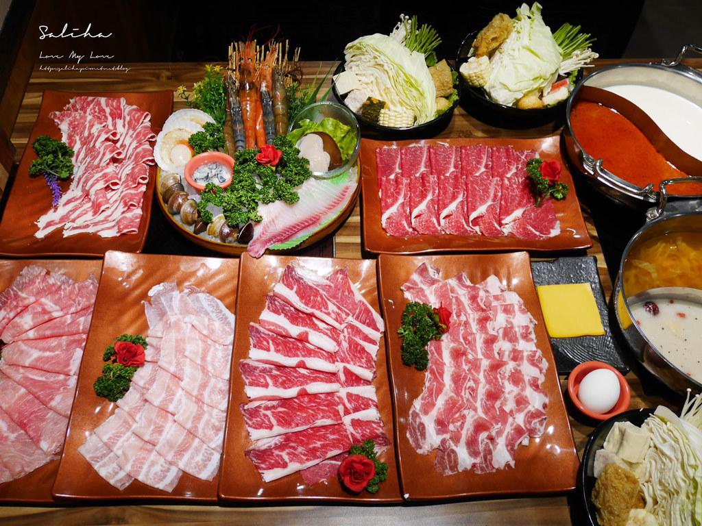 台北西門町不限時餐廳推薦和蒝鍋物 好吃火鍋適合久坐聚餐萬華區餐廳美食 (1)