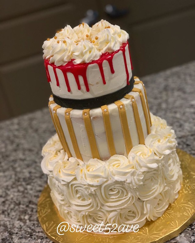 Cake by Sweet 52 Ave Bakeshop