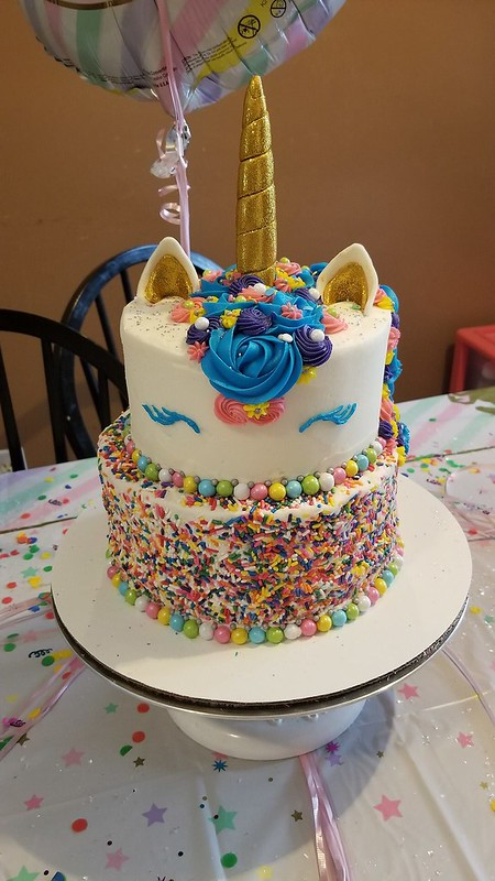 Cake by Brittany's Cakes & Bakes