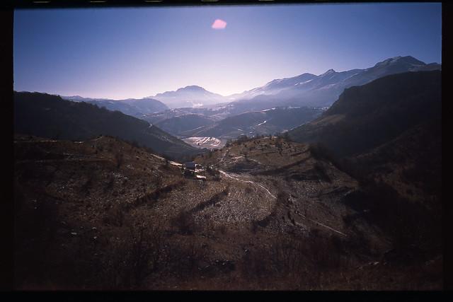Bosnian highlands