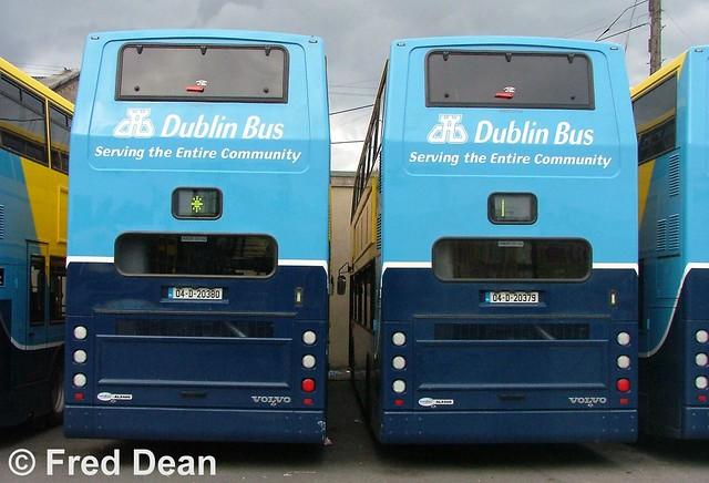 Dublin Bus AV379/80 (04D20379/80).