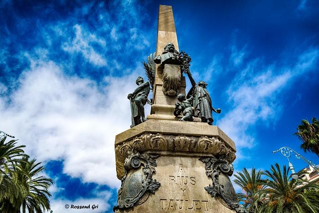 Barcelona a Rius i Taulet