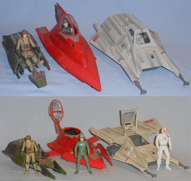 Hasbro - Expanded Universe Ships