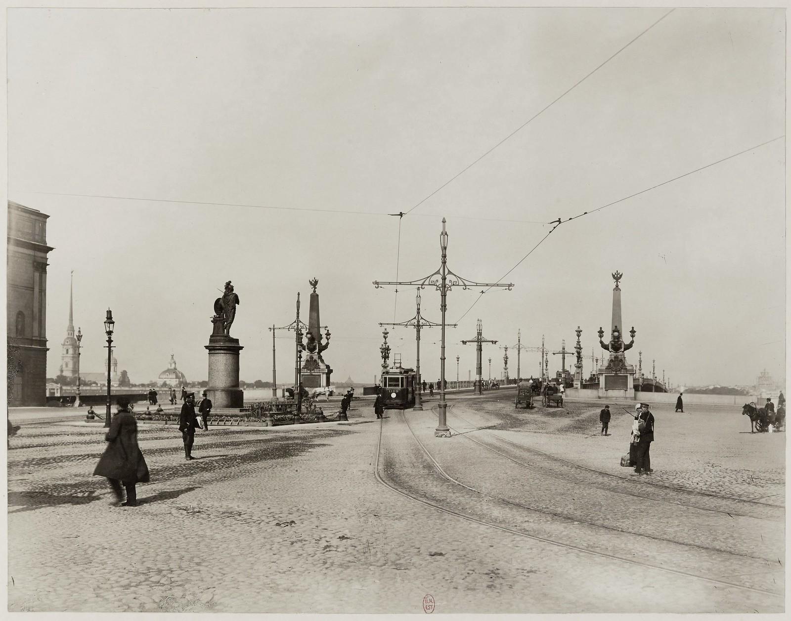 1911. Суворовская площадь