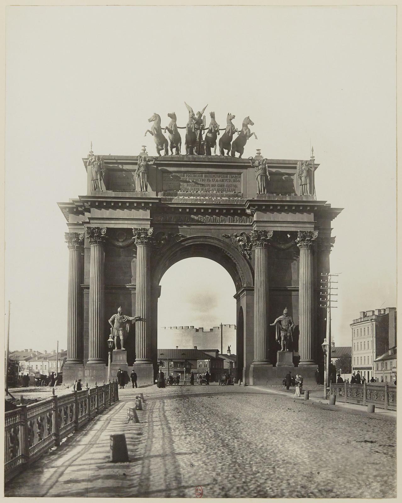 1903. Нарвские ворота