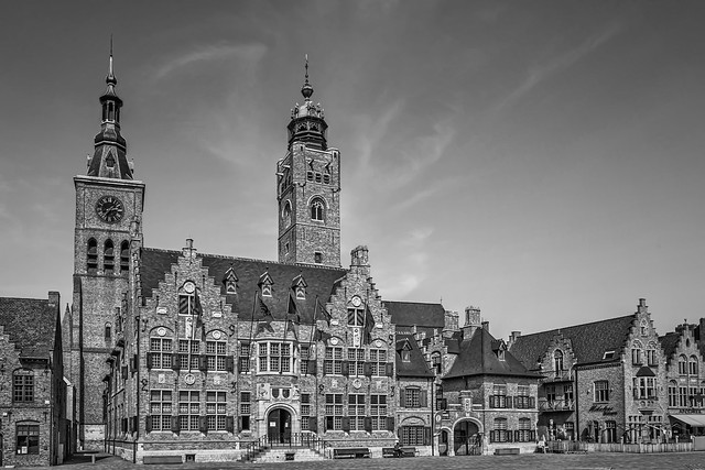 City Hall and Belfry ( In Explore )