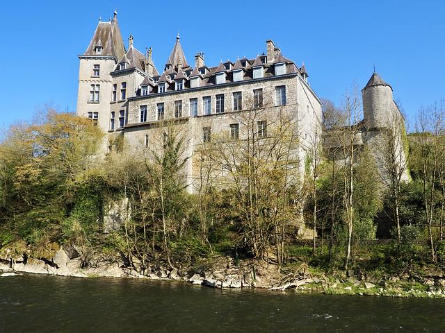Durbuy - Château du Duc d'Ursel (XVIIIe siècle)