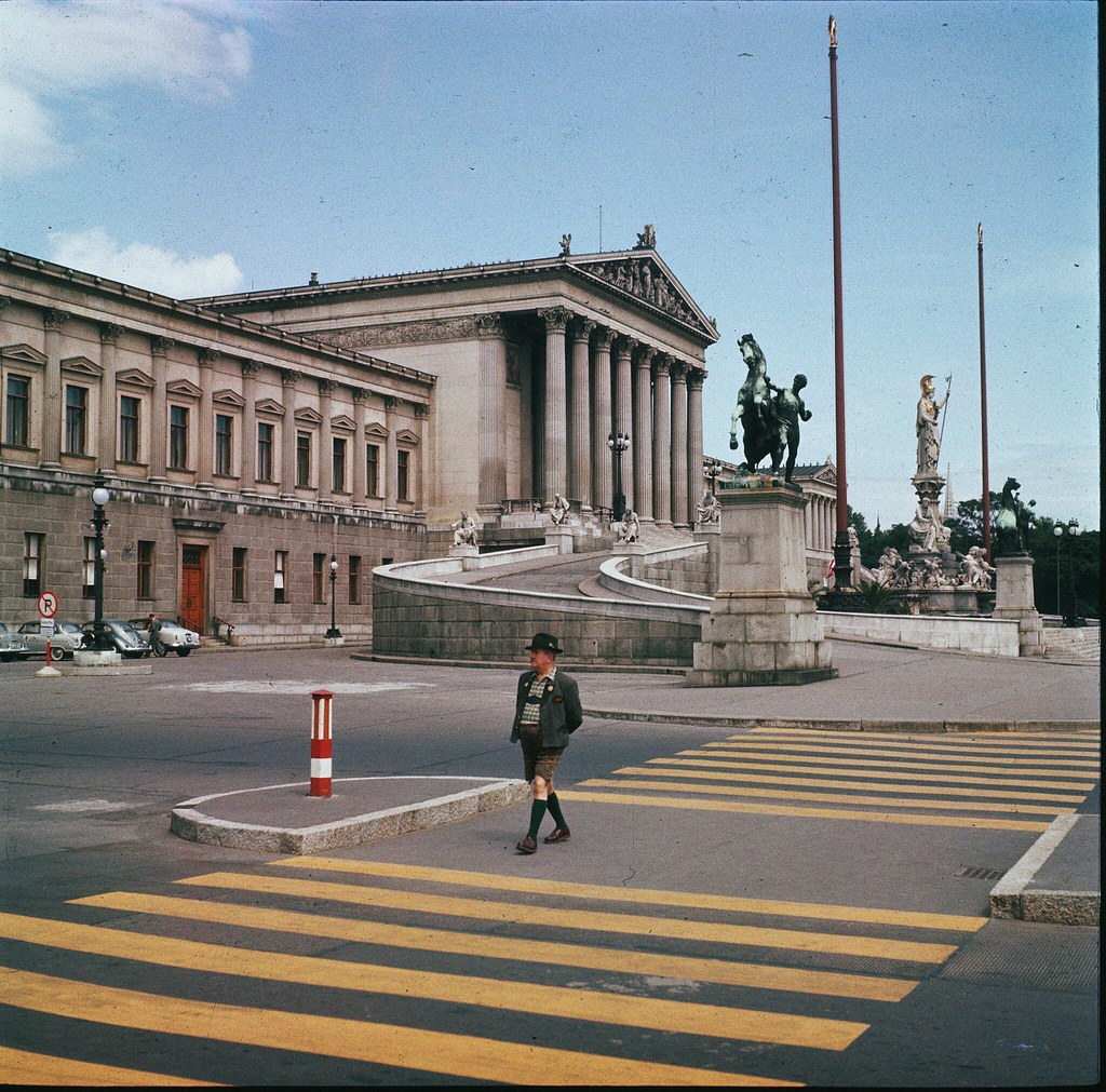 31. Здание Парламента, Вена