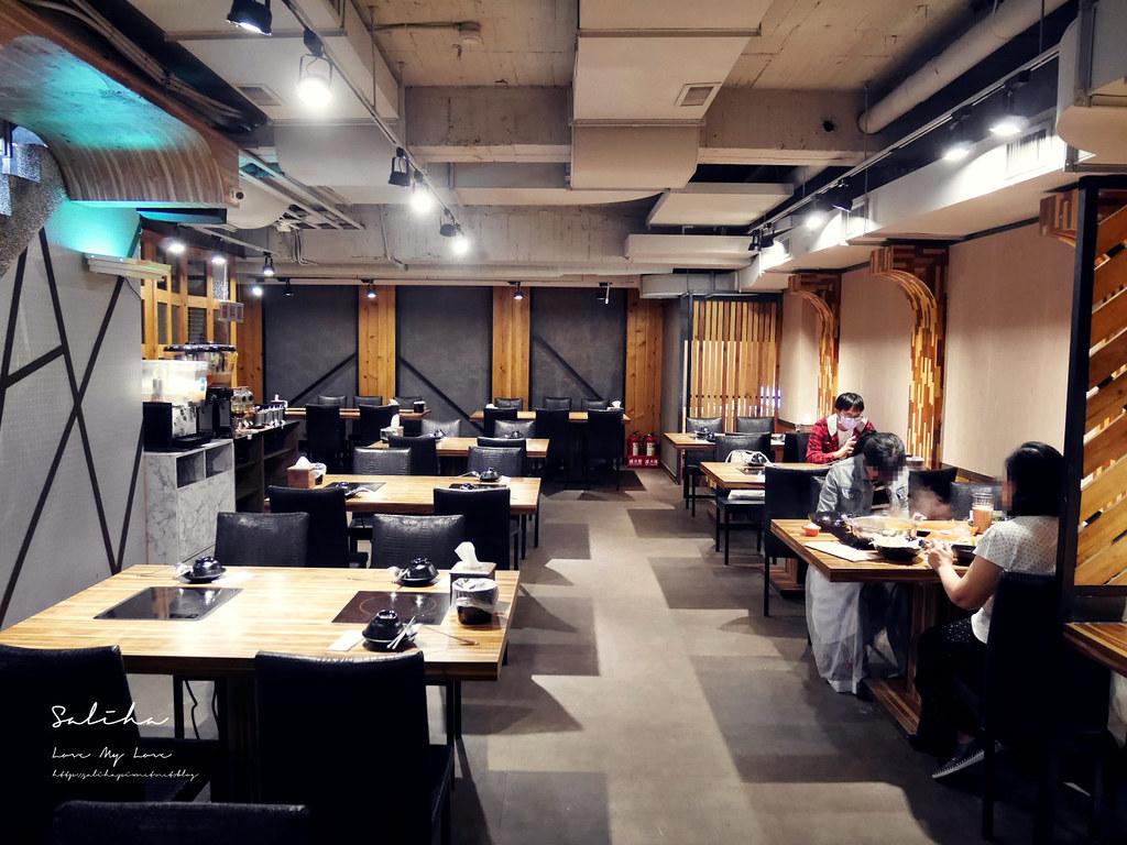 台北西門站不限時餐廳推薦和蒝鍋物 好吃火鍋適合約會聚餐餐廳 (6)
