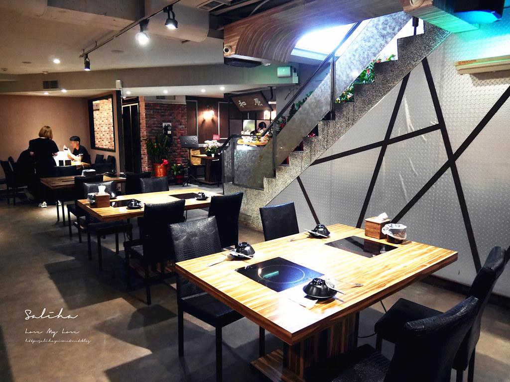 台北西門町美食餐廳不限時是和聚餐的餐廳和蒝鍋物小火鍋涮涮鍋有素食鍋 (1)