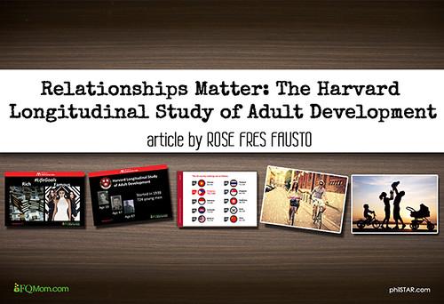 """Secretos para una vida feliz y sana según el """"Estudio de Harvard sobre el Desarrollo de Adultos"""""""